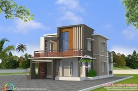 Kerala Home Design Floor Plan And Elevation by Design Modern Duplex Kerala Plans Sq Ft With Photos Khp Kerala