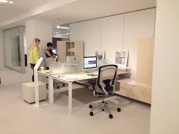 Teknion Reception Desk Teknion District Neocon 2013 Systems Workstations Pinterest