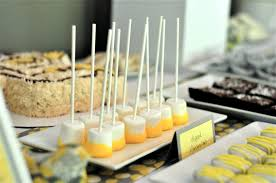 yellow baby shower ideas gray and yellow baby shower project nursery