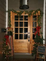 Entrance Decor Ideas For Home by 7 Front Door Christmas Decorating Ideas Hgtv