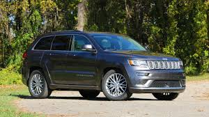 jeep grand cherokee 2017 2017 jeep grand cherokee summit review motor1 com photos