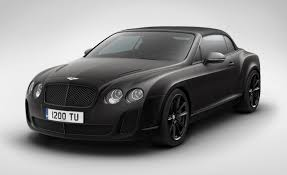 bentley white and black 2011 bentley supersports convertible ice speed record u2013 news u2013 car