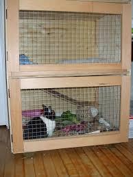 Outdoor Rabbit Hutch Plans Indoor Rabbit Housing Plans House Plans