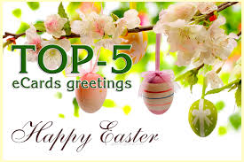 top 5 greetings happy easter ecards click and ecards