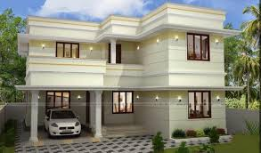 Three Bedrooms Map Of House Of Three Bedrooms And 135 Square Metres U2013 Kerala Home
