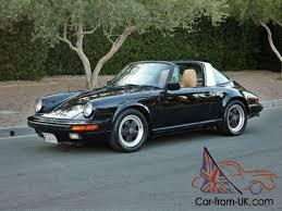 1986 porsche 911 targa porsche 911 targa carerra
