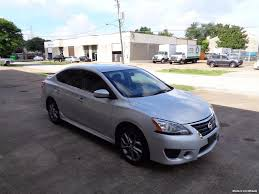 nissan sentra tire size 2014 nissan sentra sr for sale in houston tx stock 15205