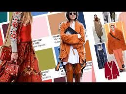 fall 2017 pantone colors pantone named the main colors of fall 2017 youtube