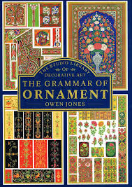 the grammar of ornament colour plates dover pictorial archives