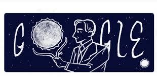 doodle poll uk s chandrasekhar celebrates 107th birthday of nobel prize