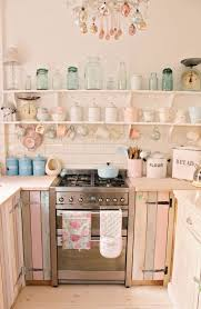 Retro Style Kitchen Cabinets Best 25 Pink Kitchens Ideas On Pinterest Pink Kitchen Interior