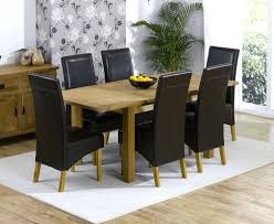 solid oak round dining table 6 chairs table and 6 chairs cheap round dining table for 6 with leaf round
