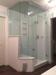 Angled Shower Doors Frameless Neo Angle Shower Enclosures