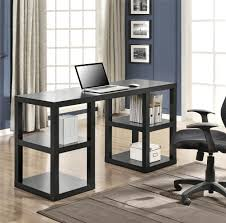 ameriwood furniture parsons deluxe desk black