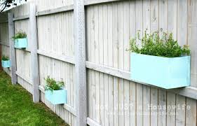 planters wall planter reclaimed wood diy wooden hanging planters