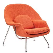 the womb chair fauteuil knoll saarinen model womb chair womb