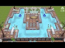 Sims Freeplay House Floor Plans 111 Best Sims Freeplay Design Ideas Images On Pinterest Play