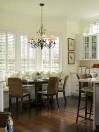 Window Design Ideas Window Bay Windows And Banquettes - Bay window kitchen table