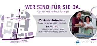 Dr Bauer Bad Neuenahr Fliedner Krankenhaus Ratingen Behandlung Von Psychischen Und