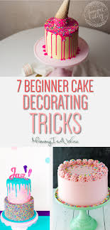 decorate pictures 7 easy cake decorating trends for beginners mommy is a wino