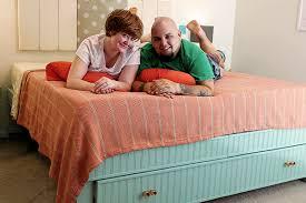 Bed Platform With Storage Coastal Chic Diy Bed Platform With Storage