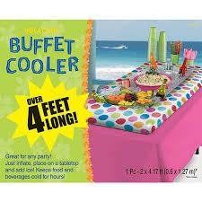 table top cooler for food inflatable buffet cooler walmart com