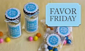 Birthday Favor Ideas by Favor Friday Birthday Bubbles Gift Favor Ideas From Evermine