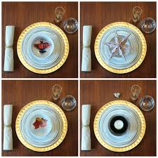 how to set a table dinner table settings glamour
