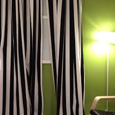 striped bedroom curtains over sweet love black white ikea striped curtains 301 moved