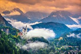Where Is Germany On The Map by Germany Travel Lonely Planet