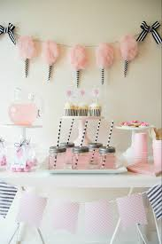cotton candy party black twine