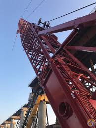 manitowoc 2250 lattice boom crawler series iii crane for sale on