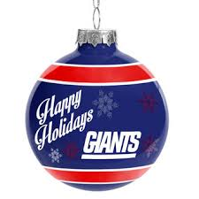new york giants décor giants ornaments ny