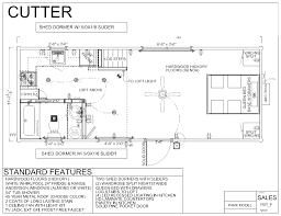 Small Floor Plans Cabins 49 Simple Small House Floor Plans 12 24 Tiny In 12 X 24 Cabin
