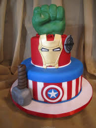 Grooms Cake The Avengers U201d Grooms Cake Sweet Discoveries