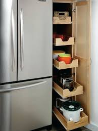 Small Kitchen Storage Cabinets Small Kitchen Appliance Storage Pantry Options And Ideas For