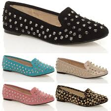 womens boots sale ebay flat studded slippers loafers slip on pumps shoes size ebay