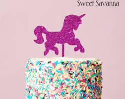 unicorn cake topper unicorn cake topper etsy au