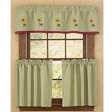 Sunflower Kitchen Curtains 176 Best Cortinas Images On Pinterest Kitchen Curtains Curtain