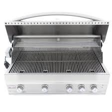 Backyard Grill 4 Burner by Blaze 44 U2033 4 Burner Professional Grill U2013 Bbq Grill People