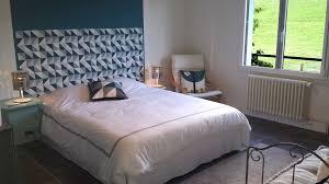 chambre bleu et taupe chambre bleu marine et taupe mobilier décoration