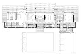 Eames House Floor Plan Vintage Modern House Plans House Plan