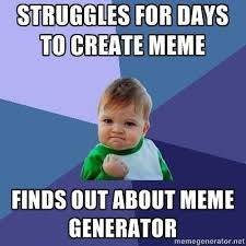 The Meme Generator - image 588962 meme generator know your meme