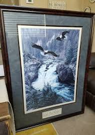 isaiah 40 31 home interiors u0026 gifts framed u0026 matted soaring eagle