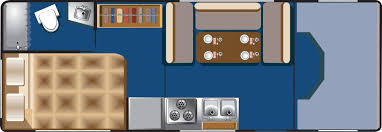 class a rv floor plans vacation rv rentals class c 25 foot rv rental