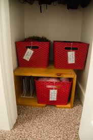 Closet Bins by 128 Best Hall Closet Images On Pinterest Hall Closet