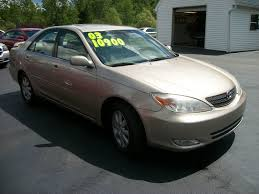 used toyota camry 2003 toyota camry xle 2677902