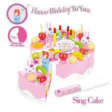 singing birthday singing birthday cake with light and sound sings