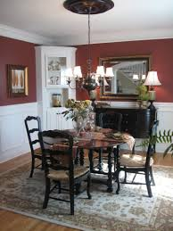 dining room rustic country dining room ideas silver candle