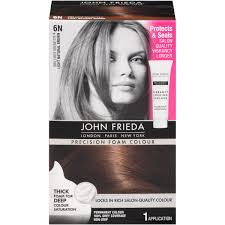 light brown hair john frieda hair and model